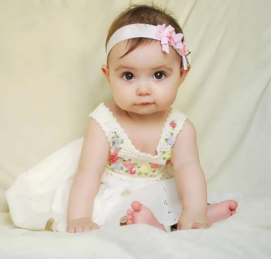 تصویر پروفایل ناز نوزاد دختر