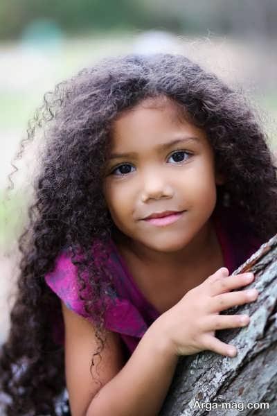 درمان سفید شدن موی کودک با روش های خانگی