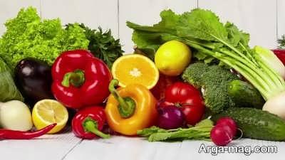 مصرف سبزیجات برای از بین بردن سفیدی موی کودکان
