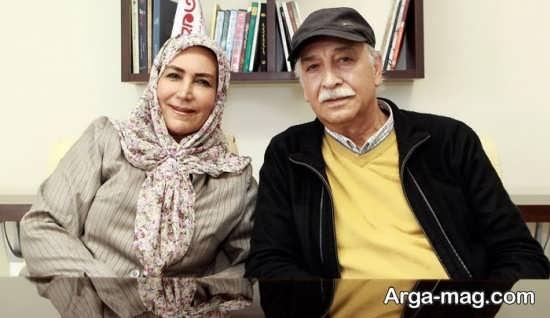 زندگینامه مهرنوش صبرکن و همسرش محمود پاک نیت