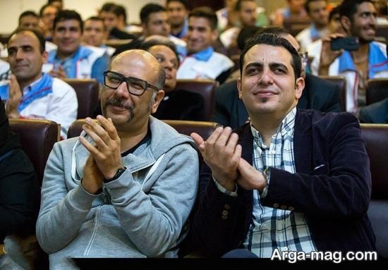 بیوگرافی محمد لقمانیان و تصاویر متفاوت