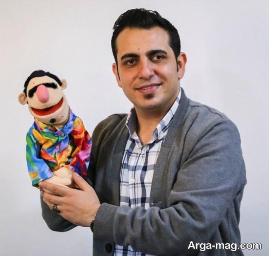 بیوگرافی محمد لقمانیان همراه با تصاویر متفاوت