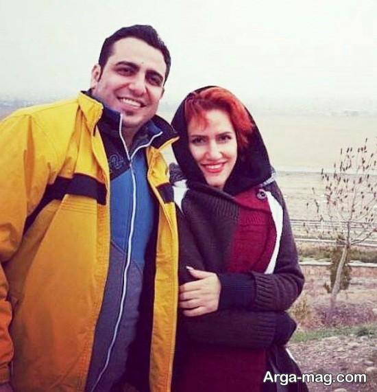 تاریخچه زندگی محمد لقمانیان همسرش