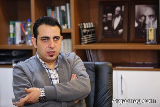 زندگینامه خواندنی محمد لقمانیان