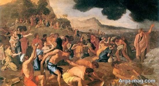 خلاصه داستان زندگی حضرت موسی