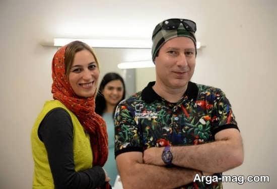 تصاویر شیک خانوادگی رامین ناصر نصیر