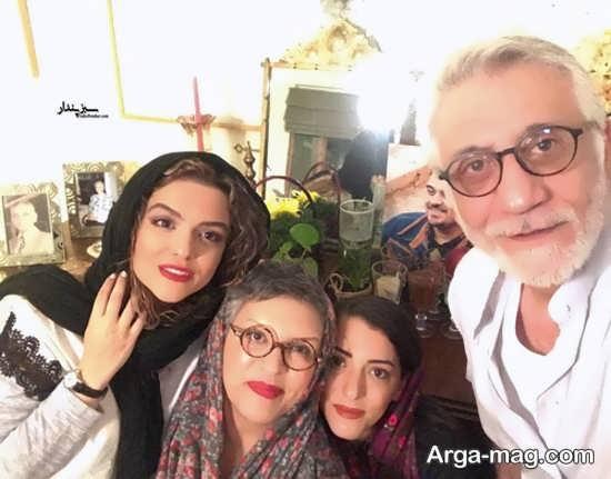 رویا تیموریان بازیگر سینما و تلویزیون