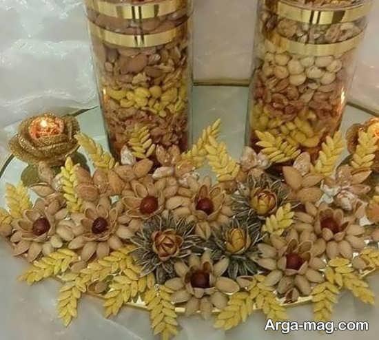تزیینات شب یلدای عروس با ایده های قشنگ