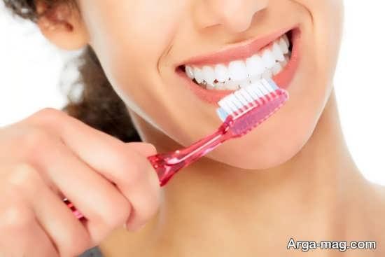 نحوه صحیح مسواک زدن بعد از کشیدن دندان