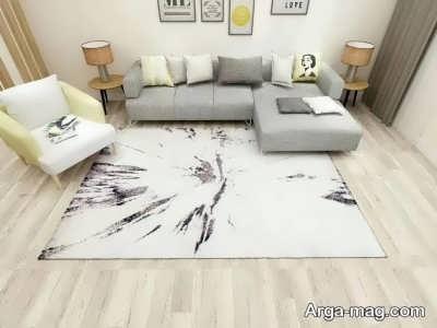 طراحی دکوراسیون 2020 همراه با استفاده از قالی های جذاب
