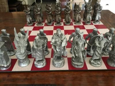 آشنایی با تکنیک های شطرنج