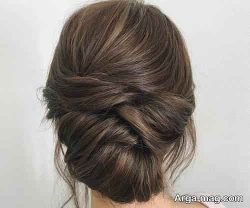 شینیون مو زیبا