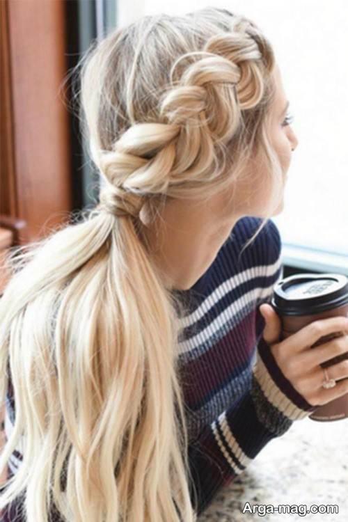 آرایش موی شیک دخترانه