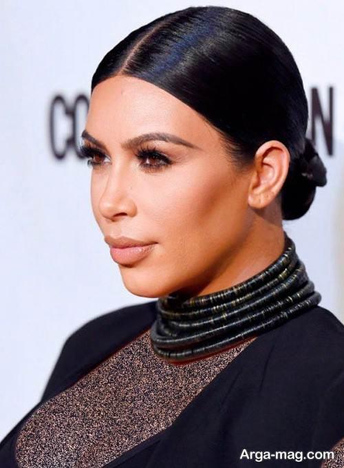 مدل مو بسته برای خانم های میانسال