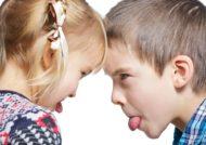 راه هایی چهت مقابله با بد دهنی کودکان