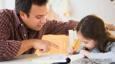 تشویق بچه ها به درس خواندن