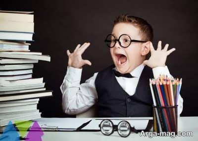 تشویق کودکان به درس خواندن