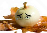 خرد کردن پیاز بدون ریزش اشک