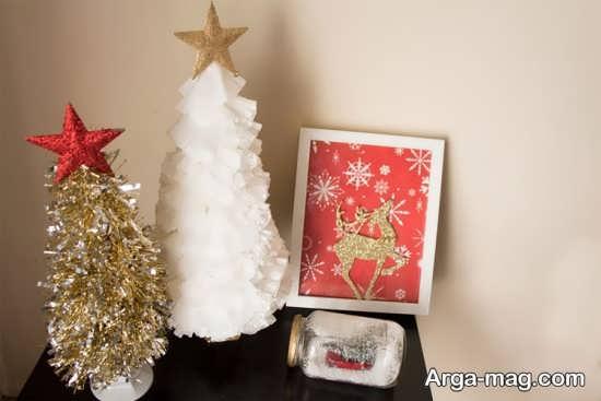 طراحی شکیل درخت کریسمس