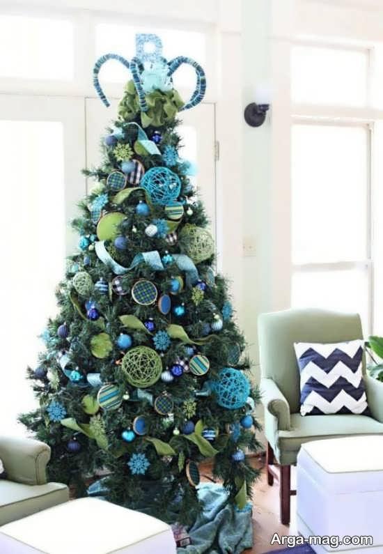 طراحی درخت کریسمس