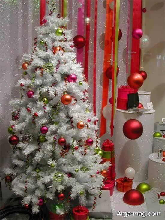 تزیینات درخت کریسمس+عکس