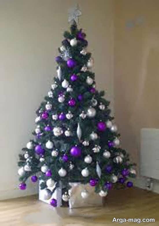 تزیینات خاص درخت کریسمس
