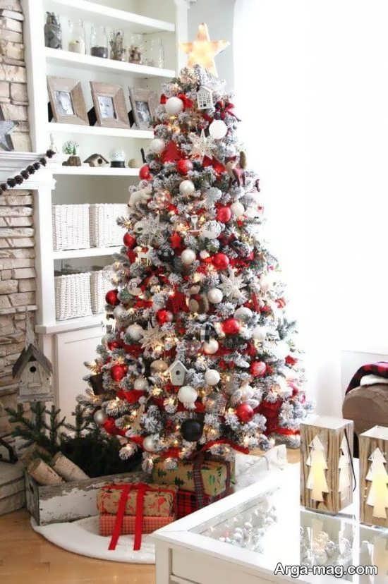 درخت کریسمس+تصویر