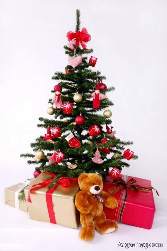 دیزاین دیدنی درخت کریسمس