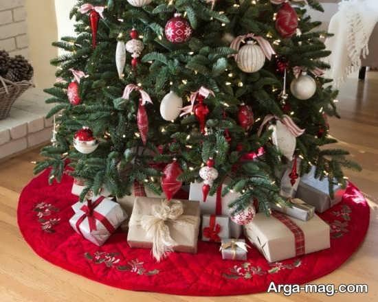 دیزاین جذاب درخت کریسمس
