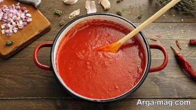 استفاده از سس گوجه فرنگی برای براق کردن جواهرات نقره