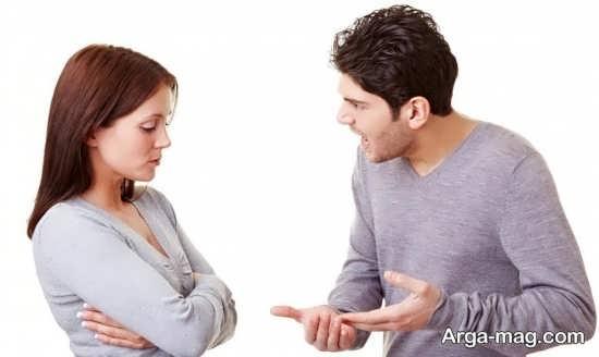 روش های برخورد با همسر کنترل گر
