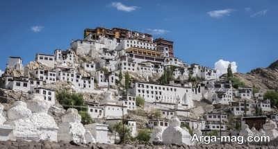 صومعه تیکس و جاذبه های فراوان آن