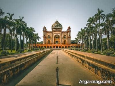 زیبایی دارامسلا در کشور هند