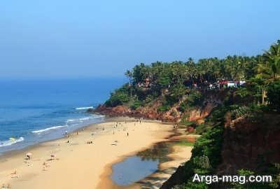 جزیره زیبای هولاک در سرزمین هند