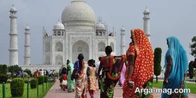 ویژگی های مردم کشور هند