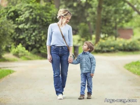 طرز برخورد با کودک پنج ساله