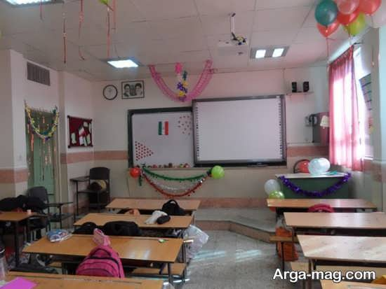 دیزاین کلاس برای دهه فجر