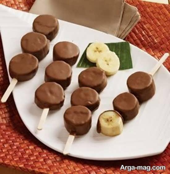 تزیینات شکلات شب یلدا