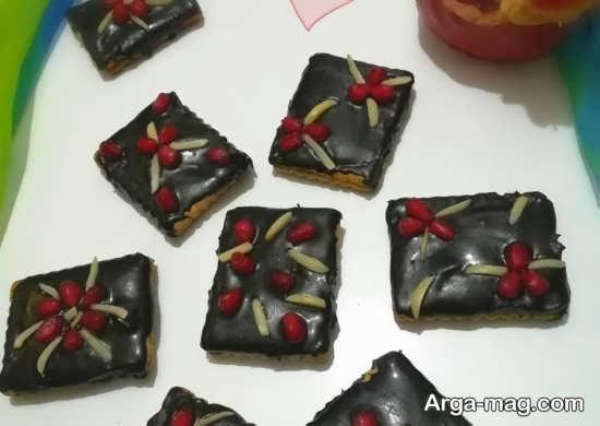 دیزاین شکلات شب یلدا
