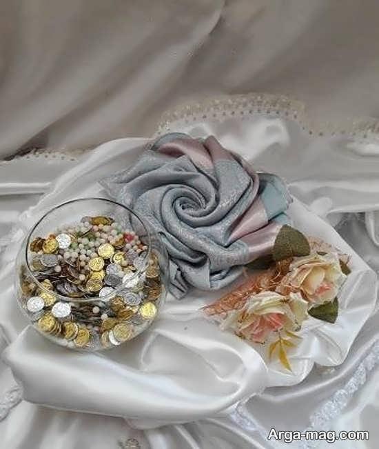 طرح های دیدنی برای تزیین بله برون عروس