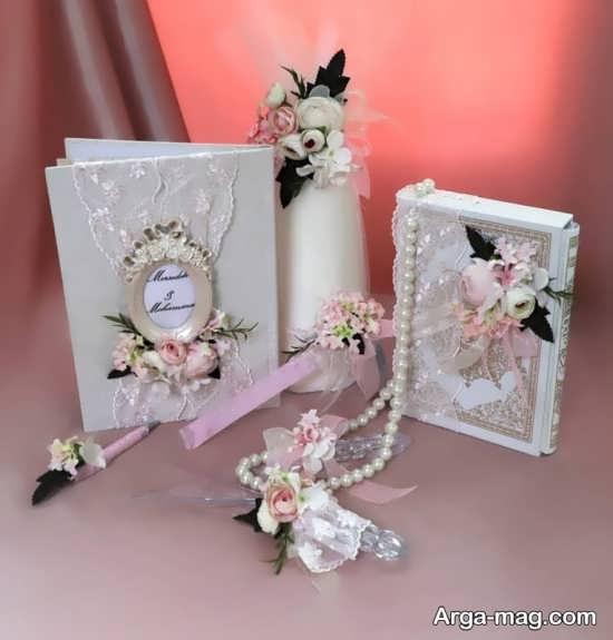 طرح های دوست داشتنی برای تزیین بله برون عروس