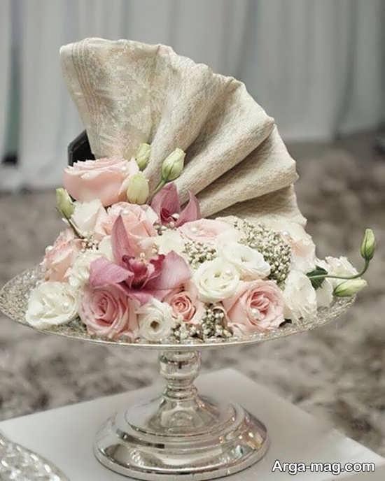 طرح های خواستنی برای تزیین بله برون عروس