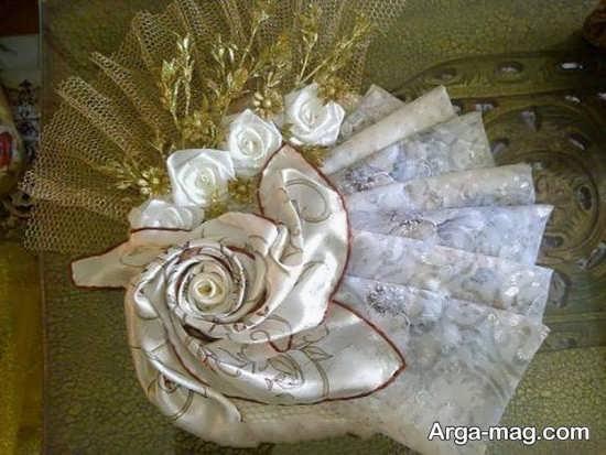 زیباترین ایده ها برای تزیین بله برون عروس