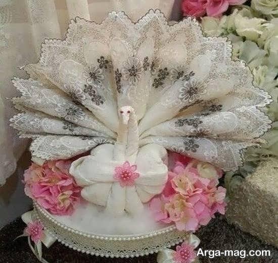 باحال ترین ایده ها برای تزیین بله برون عروس