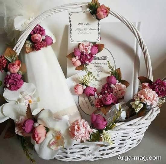 متنوع ترین ایده ها برای تزیین بله برون عروس