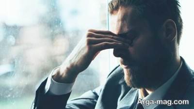 علائم افسردگی در آقایان