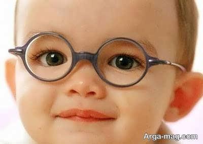 نشانه های دوبینی چشم در کودکان
