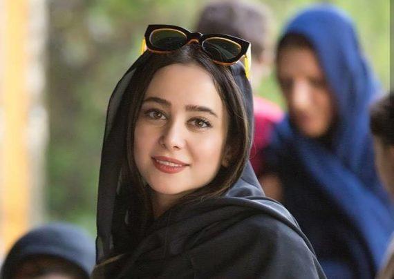 الناز حبیبی بازیگر سینما و تلویزیون ایرانی