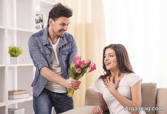 ابراز عشق به همسر با روش های موثر