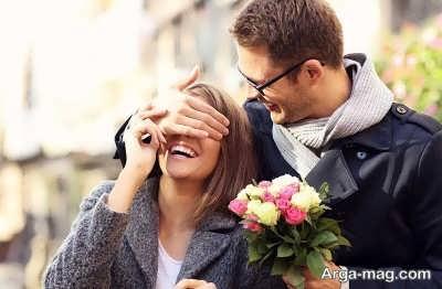 ابراز عشق و علاقه به همسر